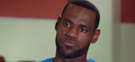 LeBron James ne pense pas encoreà la trace qu'il laissera dans l'histoire