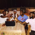 LeBron James, Carmelo Anthony, Dwyane Wade et Chris Paul passent leurs vacances ensemble