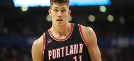 Les Blazers veulent conserver Meyers Leonard sur le long terme