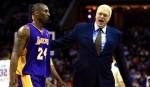 Phil Jackson , Kobe Bryant