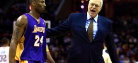 Phil Jackson sur Kobe Bryant: nous étions souvent en désaccord