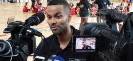 Tony Parker sur une arrivée de LaMarcus Aldridge aux Spurs: je le sens bien