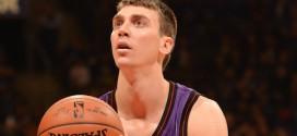 Tyler Hansbrough signe aux Charlotte Hornets