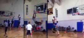 Vidéo : Kevin Durant et Russell Westbrook en plein entraînement à Los Angeles