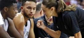 Gregg Popovich sur Becky Hammon: Elle est coach et c'est une bonne coach