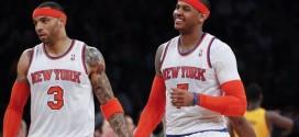 Pour Kenyon Martin, Carmelo Anthony ne mérite pas de subir une reconstruction à New York