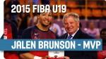 Championnat du monde U19: les highlights de Jalen Brunson, MVP du tournoi