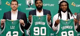 Les Celtics ont foi en leur potentiel en playoffs