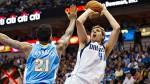 Dirkilation: les 106 fadeaway jumpers de Dirk Nowitzki cette saison