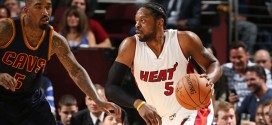Le Miami Heat coupe Henry Walker