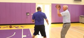 Vidéo: Harrison Barnes travaille avec Jerry West