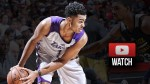 Les highlights de D'Angelo Russell (21 pts) et Josh Richardson (23 pts)
