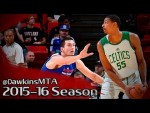 Les highlights deJordan Mickey (16 pts, 11 rbds, 4 ctrs), RJ Hunter (21 pts) et Terry Rozier (22 pts)