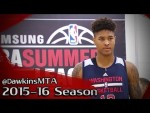 Les highlights de Kelly Oubre Jr. (20 pts, 10 rbds) et Bobby Portis (23 pts, 7 rbds)