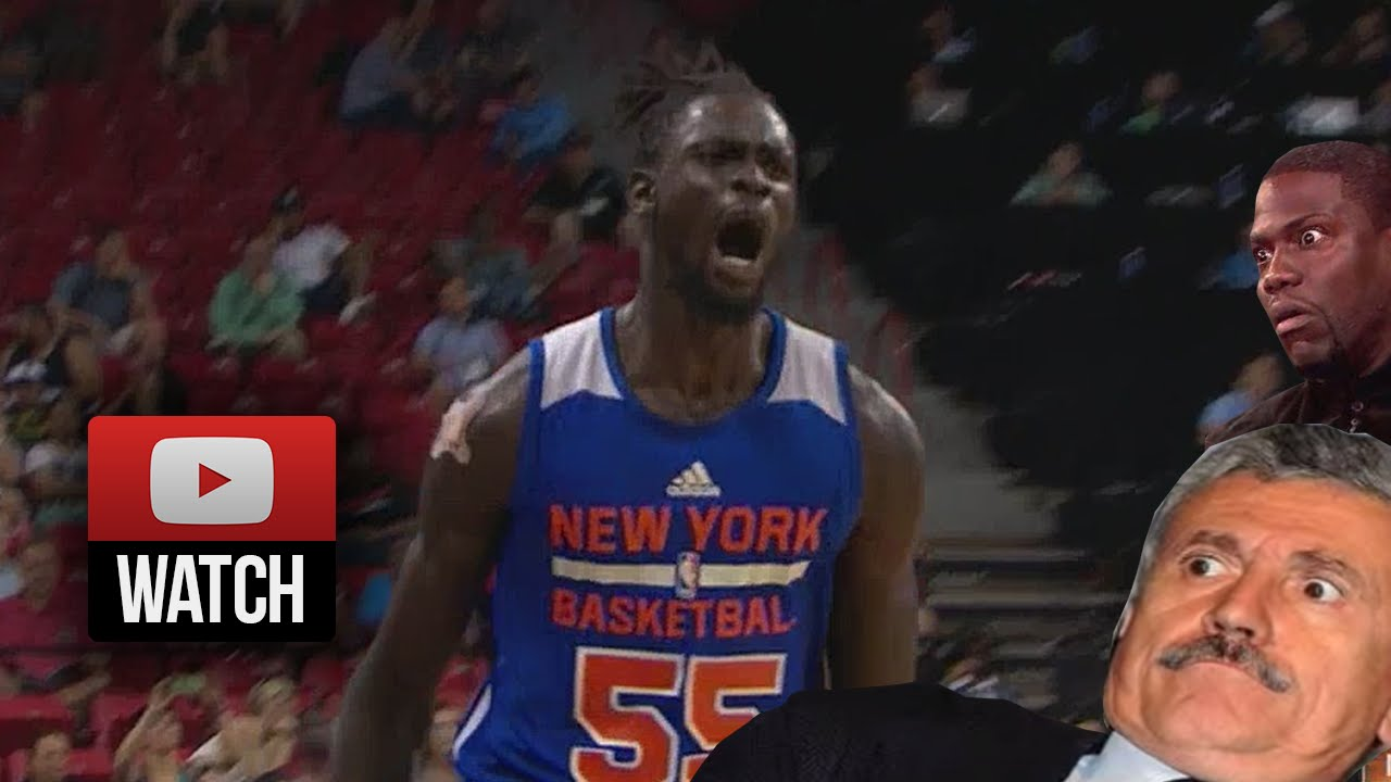 Les highlights de Maurice Ndour (23 pts), Noah Vonleh (20 pts) et Doug McDermott (19 pts)