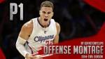 Les highlights offensifs de Blake Griffin cette saison