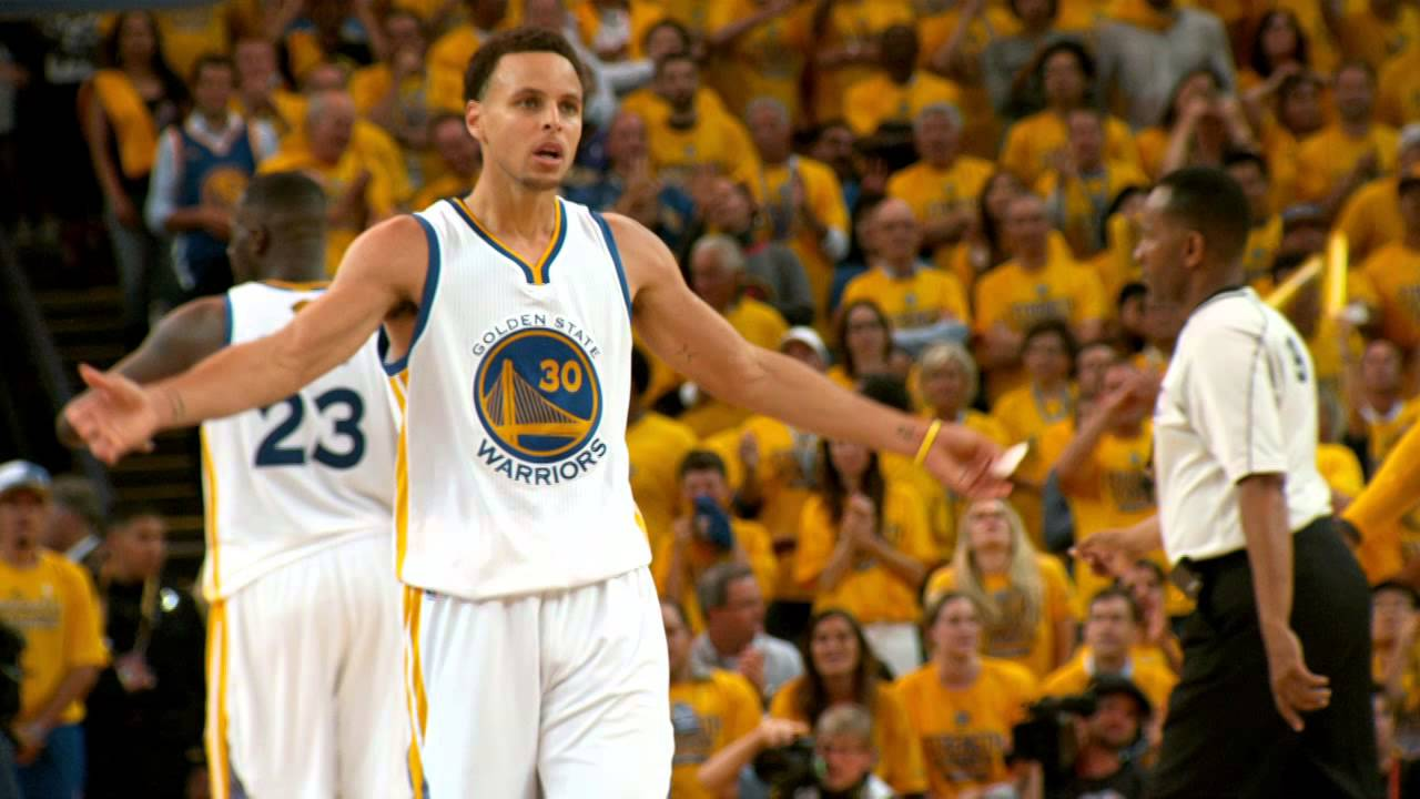 Mix:2015 NBA Finals – Emotions in Slow Motion