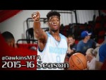 Summer League: les highlights complets de D'Angelo Russell et Emmanuel Mudiay