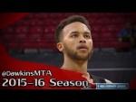 Summer League: les highlights de Kyle Anderson (22 pts) et Allen Crabbe (24 pts)