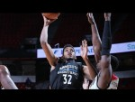 Summer League: les highlights de Karl-Anthony Towns (20 pts, 10 rbds, 3 ctrs)
