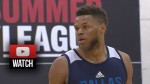 Summer League: les highlights de TJ Warren (23 pts), Devin Booker(19 pts) et Justin Anderson  (23 pts)