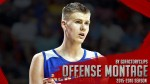 Summer League: les highlights de Kristaps Porzingis