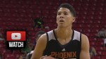 Summer League: les highlights de Devin Booker (31 points et 9 rebonds)