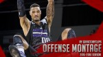 Summer League: les highlights de Willie Cauley-Stein