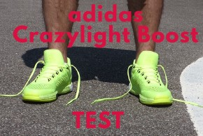[Kicks] Test de l'adidas Crazylight Boost 2015