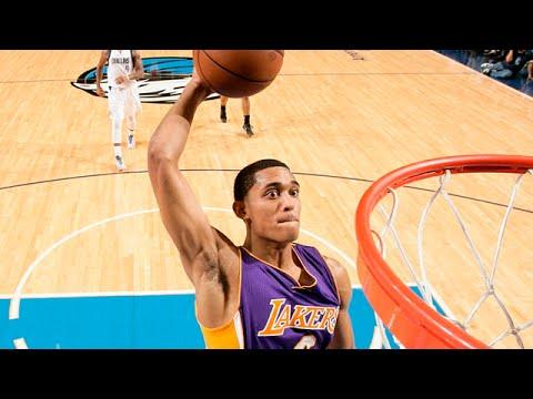 Tous les dunks de Jordan Clarkson en 2014-15