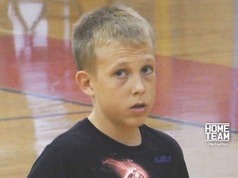 Vidéo: Le fiston de Jason Williams a du basket