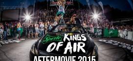 Vidéo : le meilleur de l'incroyable Dunk Contest du Sprite Kings of Air