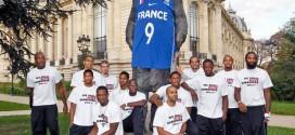 Nike mis à l'amende pour avoir vêtu une statue du maillot de l'équipe de France