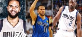 Fou : trois meneurs de Dallas sont nés exactement le même jour !