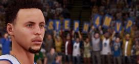 NBA 2K16: les premières images de Stephen Curry, James Harden et Anthony Davis