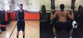 Anthony Davis sera plus rapide, plus puissant, plus explosif et avec 5 kilos de muscles en plus
