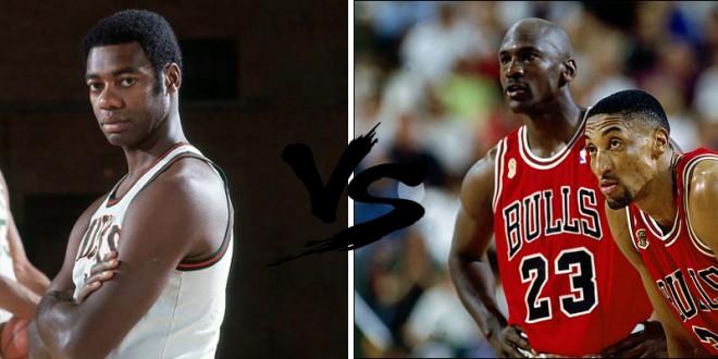 Playoffs des légendes, 1st round – choisissez entre Bulls et Bucks