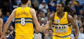 Kenneth Faried croit « à 100% » aux chances des Nuggets de faire les playoffs