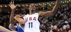 Dwight Howard souhaite participer aux JO de Rio