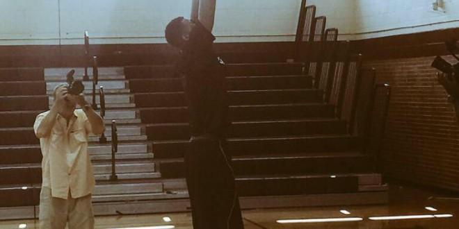 Photo: Hassan Whiteside peut s'accrocher à l'arceau sans forcer