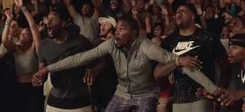 Kevin Durant dans la dernière pubNike x Foot Locker