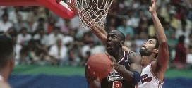 Il y a 23 ans la Dream Team accédait à la demi-finale des JO de Barcelone