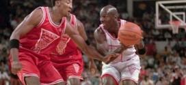 Vintage:le duel Michael Jordan – Scottie Pippen en 1994