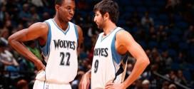 Le GM des Wolves dément les rumeurs sur Ricky Rubio