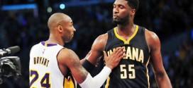 Roy Hibbert pense pouvoir gagner le respect de Kobe Bryant