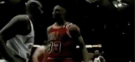 Le jour où Herb Williams s'est fait dunker dessus 4 fois en 4 minutes par les Bulls