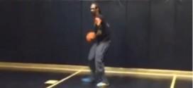 Steve Nash fait un basket avec Snoop Dogg