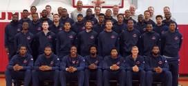 Team USA: pas d'entraînement pour 7 joueurs