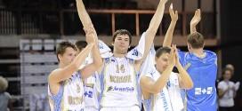 Eurobasket: les 12 de l'Ukraine sont connus