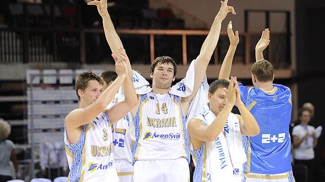 Ukraine Kyrylo Fesenko